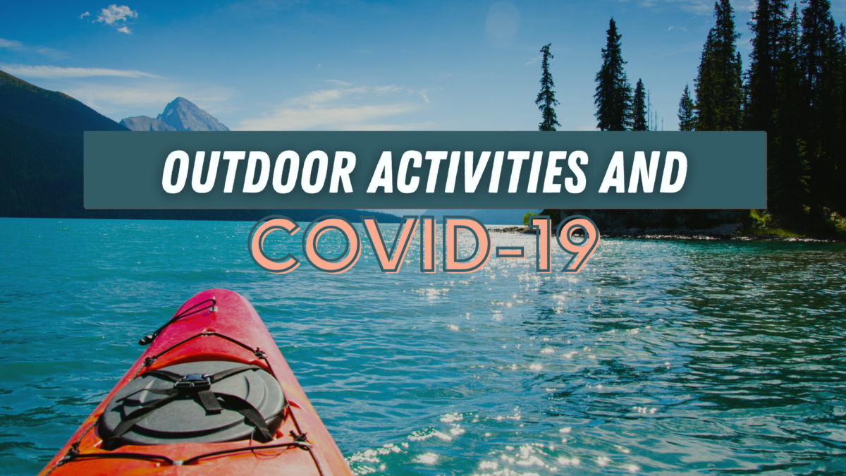 outdoor activities and covid-19