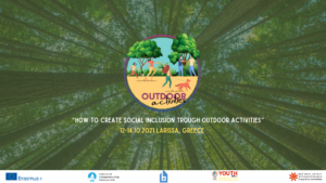 """Short-term joint staff training event """"How to create social inclusion through outdoor activities"""""""